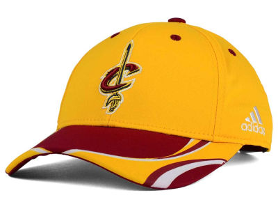 Cleveland Cavaliers adidas NBA Youth Above the Rim Adjustable Cap