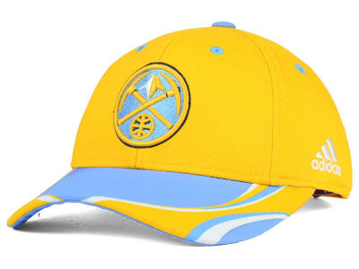 Denver Nuggets adidas NBA Youth Above the Rim Adjustable Cap