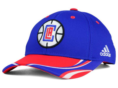 Los Angeles Clippers adidas NBA Youth Above the Rim Adjustable Cap