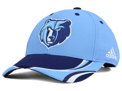 Memphis Grizzlies adidas NBA Youth Above the Rim Adjustable Cap
