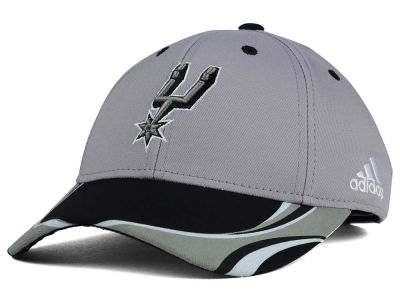 San Antonio Spurs adidas NBA Youth Above the Rim Adjustable Cap