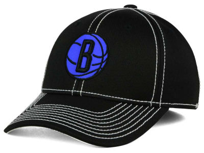 Brooklyn Nets adidas NBA Reflective Flex Cap
