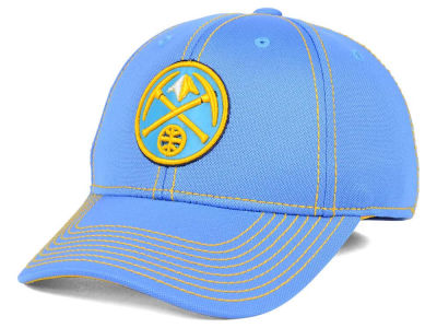 Denver Nuggets adidas NBA Reflective Flex Cap
