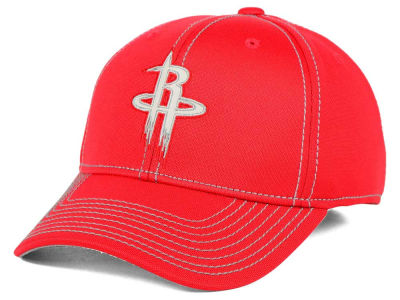 Houston Rockets adidas NBA Reflective Flex Cap