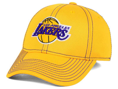 Los Angeles Lakers adidas NBA Reflective Flex Cap