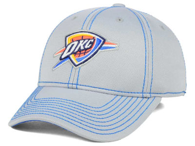 Oklahoma City Thunder adidas NBA Reflective Flex Cap