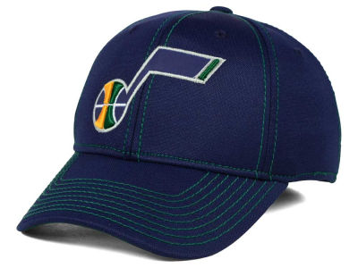 Utah Jazz adidas NBA Reflective Flex Cap