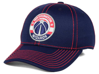 Washington Wizards adidas NBA Reflective Flex Cap
