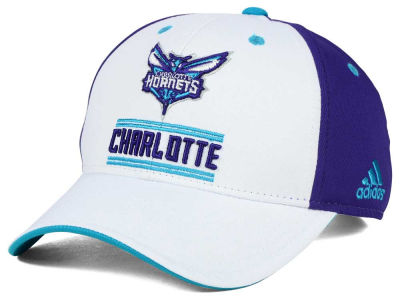 Charlotte Hornets adidas NBA Playmaker Adjustable Cap