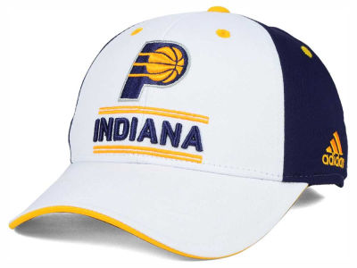 Indiana Pacers adidas NBA Playmaker Adjustable Cap