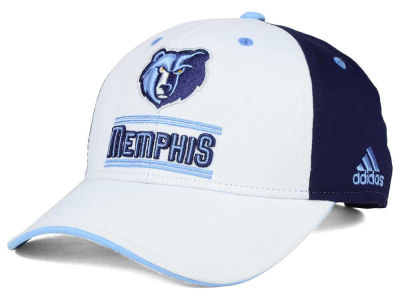 Memphis Grizzlies adidas NBA Playmaker Adjustable Cap