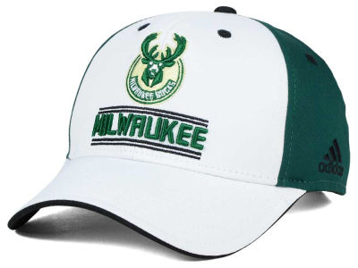 Milwaukee Bucks adidas NBA Playmaker Adjustable Cap