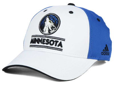 Minnesota Timberwolves adidas NBA Playmaker Adjustable Cap