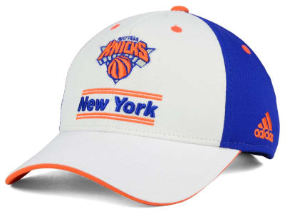 New York Knicks adidas NBA Playmaker Adjustable Cap
