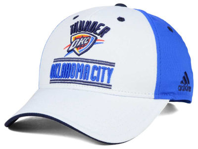 Oklahoma City Thunder adidas NBA Playmaker Adjustable Cap