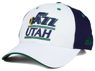 Utah Jazz adidas NBA Playmaker Adjustable Cap