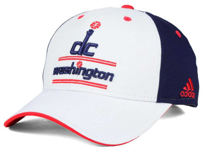 Washington Wizards adidas NBA Playmaker Adjustable Cap
