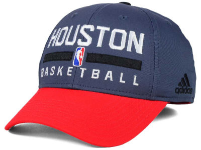 Houston Rockets adidas NBA 2015 Practice Flex Cap