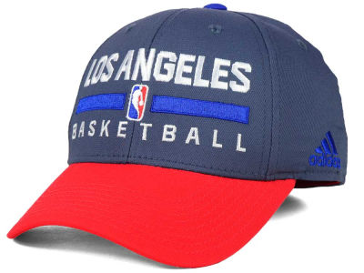 Los Angeles Clippers adidas NBA 2015 Practice Flex Cap