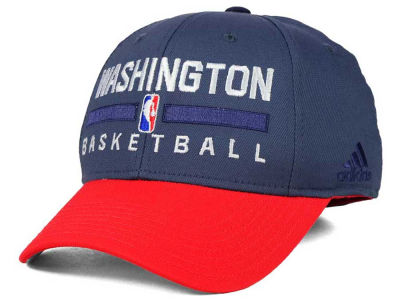 Washington Wizards adidas NBA 2015 Practice Flex Cap