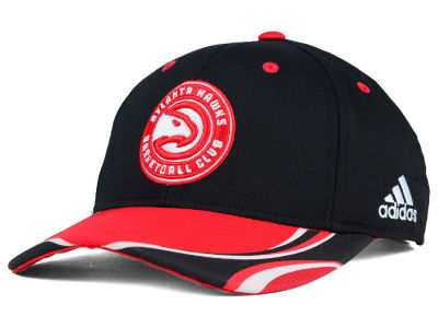 Atlanta Hawks adidas NBA Above the Rim Adjustable Cap