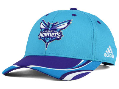 Charlotte Hornets adidas NBA Above the Rim Adjustable Cap