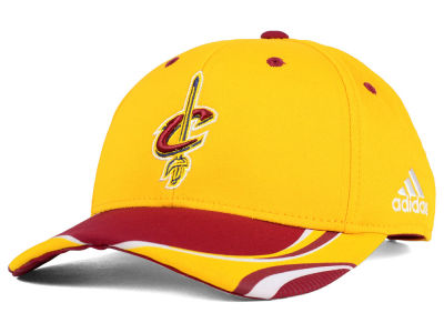 Cleveland Cavaliers adidas NBA Above the Rim Adjustable Cap