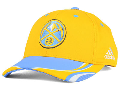 Denver Nuggets adidas NBA Above the Rim Adjustable Cap