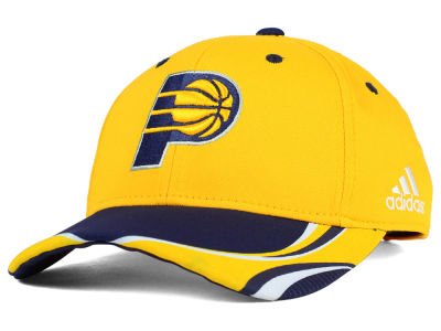 Indiana Pacers adidas NBA Above the Rim Adjustable Cap