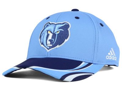Memphis Grizzlies adidas NBA Above the Rim Adjustable Cap