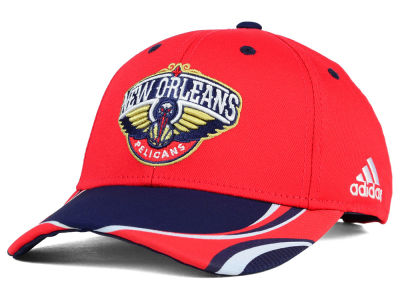 New Orleans Pelicans adidas NBA Above the Rim Adjustable Cap