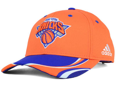 New York Knicks adidas NBA Above the Rim Adjustable Cap