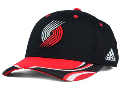 Portland Trail Blazers adidas NBA Above the Rim Adjustable Cap