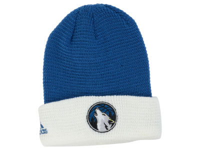 Minnesota Timberwolves adidas NBA 2015 Authentic Team Cuffed Knit