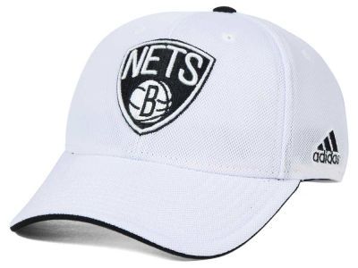 Brooklyn Nets adidas NBA 2015 Authentic Team Flex Cap