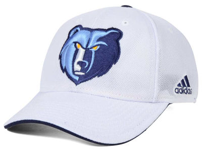 Memphis Grizzlies adidas NBA 2015 Authentic Team Flex Cap