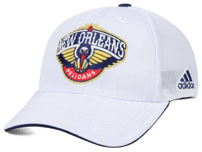 New Orleans Pelicans adidas NBA 2015 Authentic Team Flex Cap