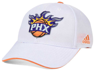 Phoenix Suns adidas NBA 2015 Authentic Team Flex Cap