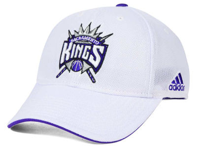Sacramento Kings adidas NBA 2015 Authentic Team Flex Cap
