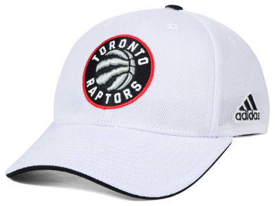 Toronto Raptors adidas NBA 2015 Authentic Team Flex Cap