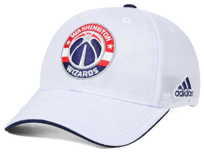 Washington Wizards adidas NBA 2015 Authentic Team Flex Cap