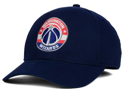 Washington Wizards adidas NBA 2015 Logo Release Flex Cap