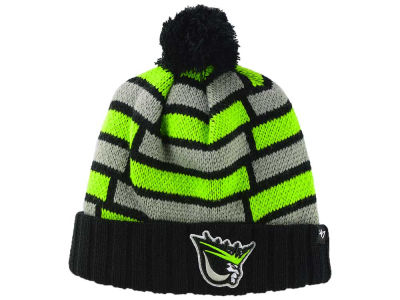 Edmonton Oil Kings '47 NHL Breakout Cuffed Pom Knit