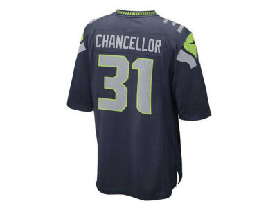 Seattle Seahawks Kam Chancellor Nike NFL Kids Game Jersey