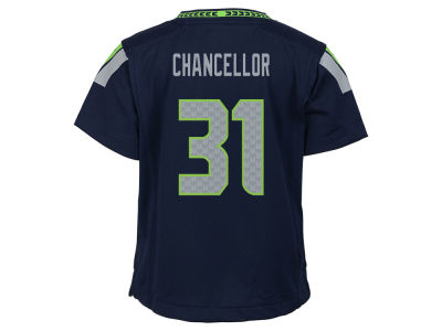 Seattle Seahawks Kam Chancellor Nike NFL Infant Game Jersey
