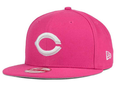 Cincinnati Reds New Era MLB C-Dub 9FIFTY Snapback Cap