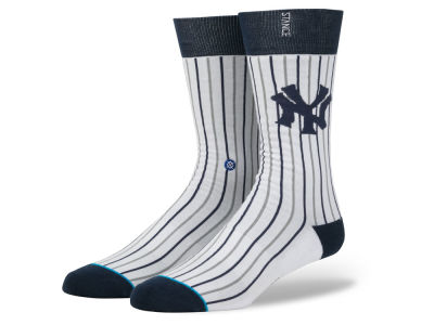 New York Yankees Stance Stance Pinstripe SMU Sock