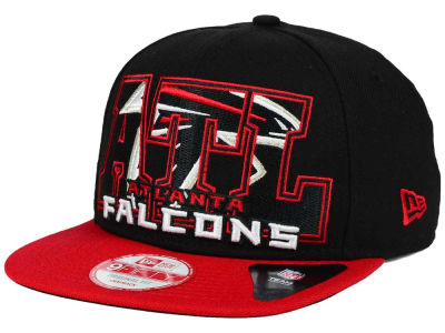 Atlanta Falcons New Era NFL Big City 9FIFTY Snapback Cap