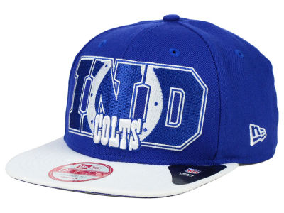 Indianapolis Colts New Era NFL Big City 9FIFTY Snapback Cap