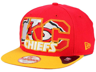 Kansas City Chiefs New Era NFL Big City 9FIFTY Snapback Cap